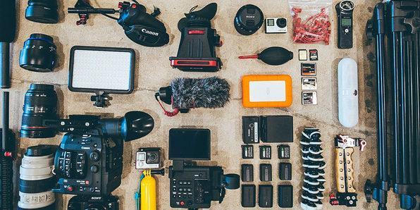 Photography Basics: Cameras, Technique & Composition with John Greengo